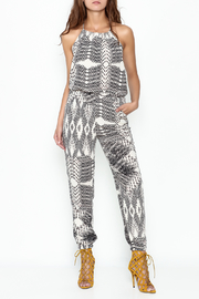 lovelyday Snake Jumpsuit - Product Mini Image