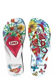 Brighton Lover Flip Flops - Product Mini Image