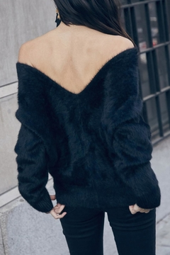 SAGE THE LABEL Lover Lay-Down Sweater - Alternate List Image