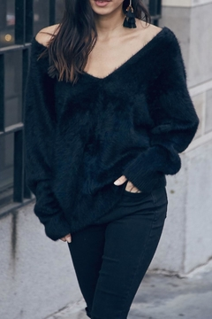 SAGE THE LABEL Lover Lay-Down Sweater - Product List Image