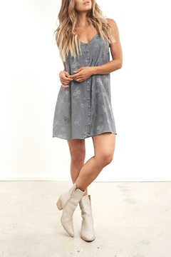 Saltwater Luxe Lover Mini Dress - Product List Image