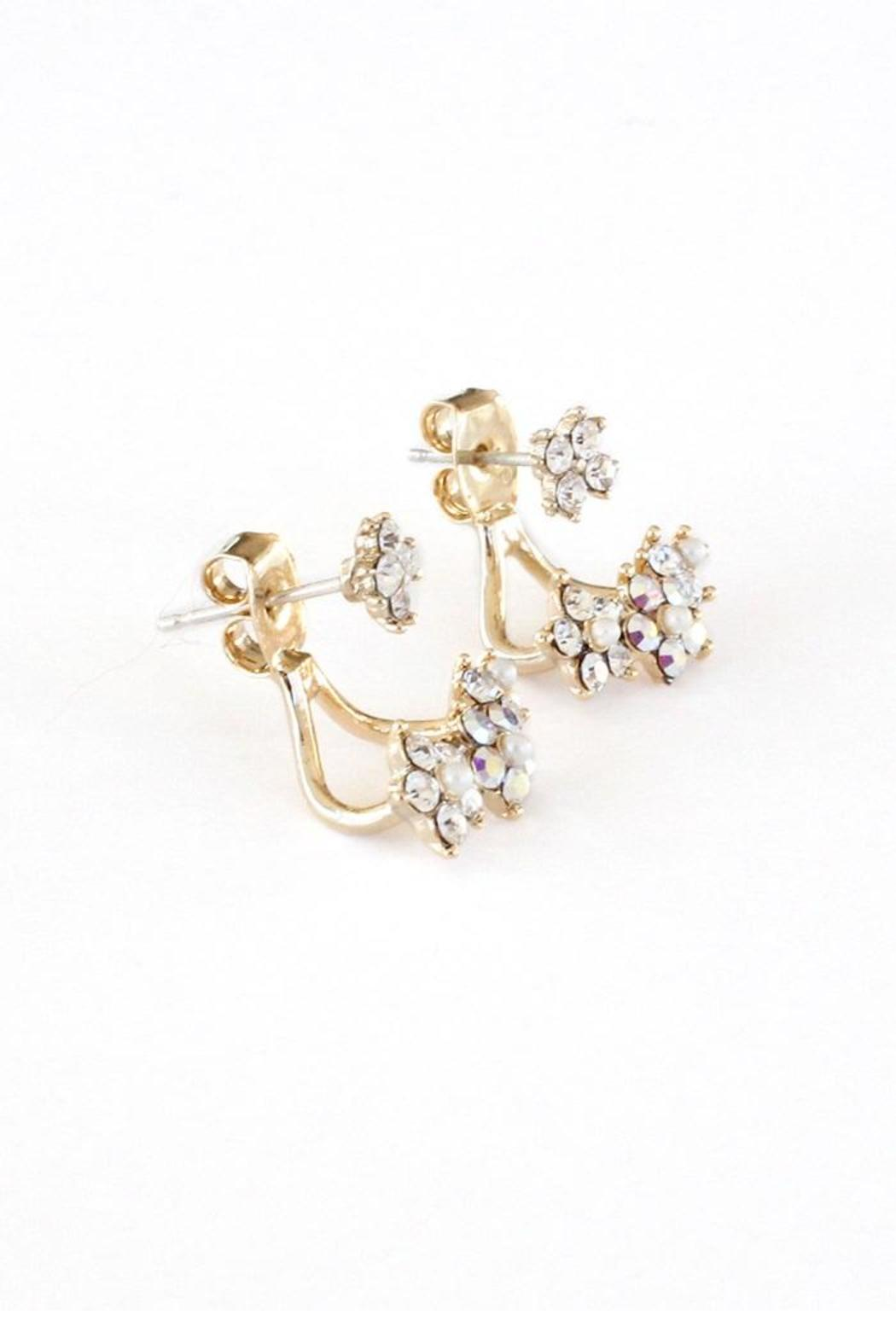 3717c266dc27 Lover s Tempo Petal-Pusher Ear Jacket from Vancouver by Hangers ...