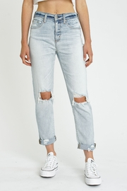 Daze Loverboy High Rise Jeans - FAR OUT - Front cropped