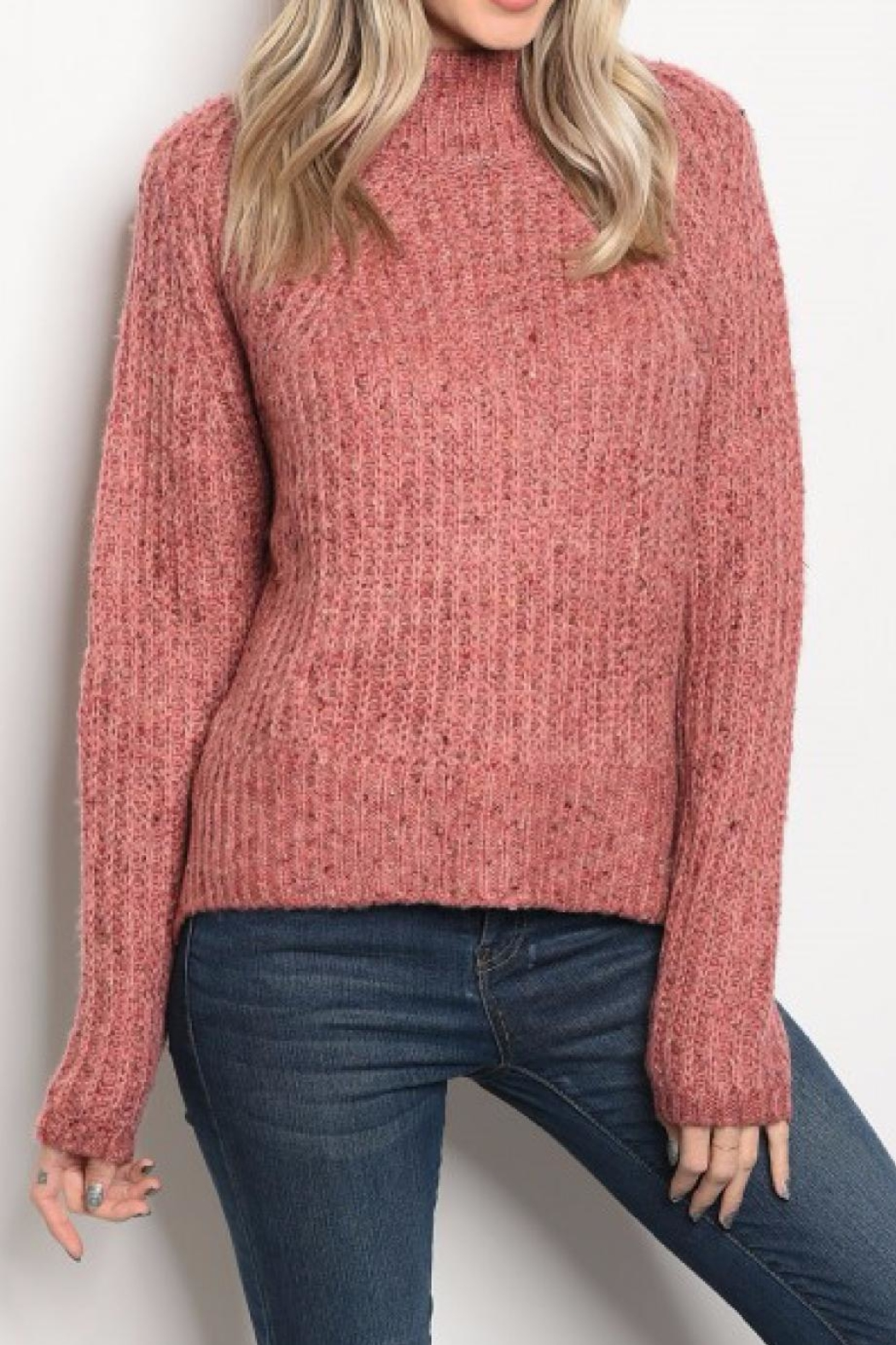 LoveRiche Chunky Sweater - Main Image