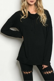LoveRiche Cowl Sweater - Product Mini Image