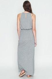 LoveRiche Halter Maxi Dress - Back cropped