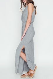 LoveRiche Halter Maxi Dress - Side cropped