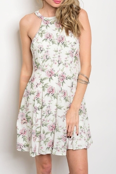 LoveRiche Emily Floral Dress - Product List Image