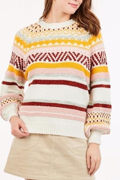 LoveRiche Fall Forcast Sweater - Product List Image