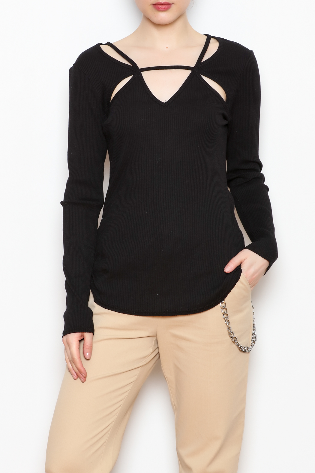 LoveRiche Fitted Long Sleeve - Main Image