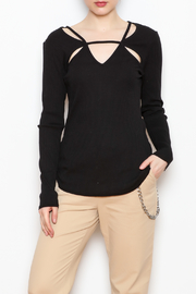 LoveRiche Fitted Long Sleeve - Product Mini Image