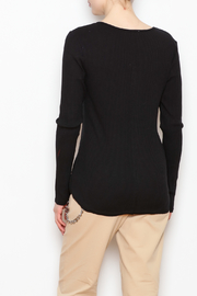 LoveRiche Fitted Long Sleeve - Back cropped
