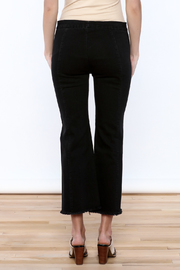 LoveRiche Flared Jeans - Back cropped