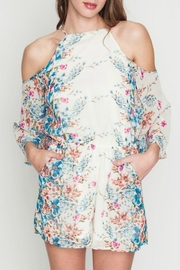LoveRiche Full Of Flowers Dress - Product Mini Image
