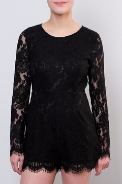 LoveRiche Lace Romper - Product List Image