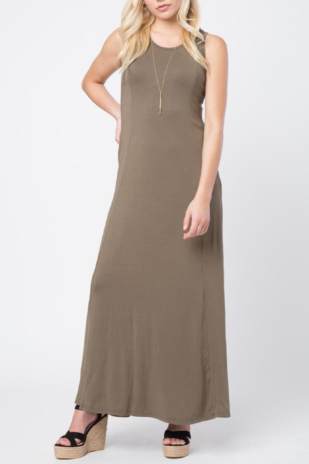 LoveRiche Relaxed Maxi Dress - Main Image