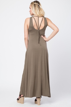 LoveRiche Relaxed Maxi Dress - Alternate List Image