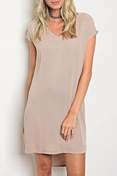 Shoptiques Product: Mineral Wash Tunic Dress