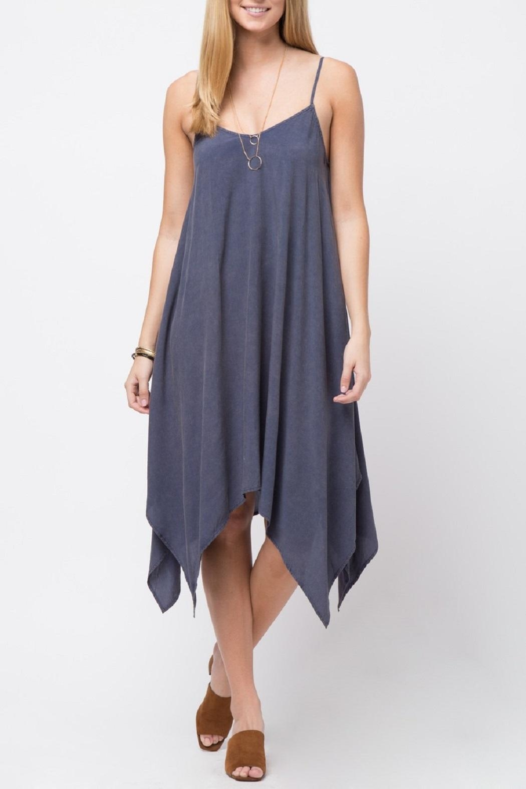 LoveRiche Mood And Melody Dress - Front Cropped Image