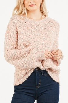 LoveRiche No Need To Blush Sweater - Product List Image