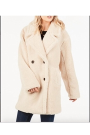 LoveRiche Overzised Teddy Bear Coat - Product Mini Image