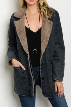 Shoptiques Product: Shearling Lined Coat
