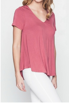 Shoptiques Product: Solid Strappy Top