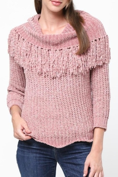 LoveRiche Stay Fringy Sweater - Product List Image