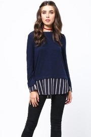 LoveRiche Stripe Combo Sweater - Other