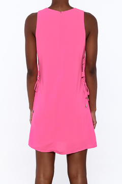 LoveRiche Fun Pink Sleeveless Dress - Alternate List Image