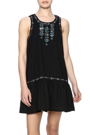 Lovers + Friends I Love Babydoll Dress - Front cropped