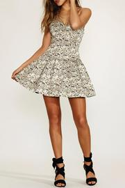 Lovers + Friends Abby Flare Dress - Product Mini Image