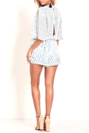 Lovers + Friends Mine Romper - Front full body