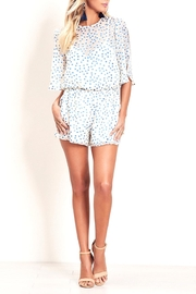 Lovers + Friends Mine Romper - Front cropped