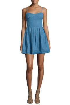 Lovers + Friends Sandy Flare Dress - Product List Image