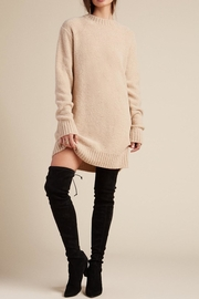 Lovers + Friends Suki Sweater Dress - Front cropped