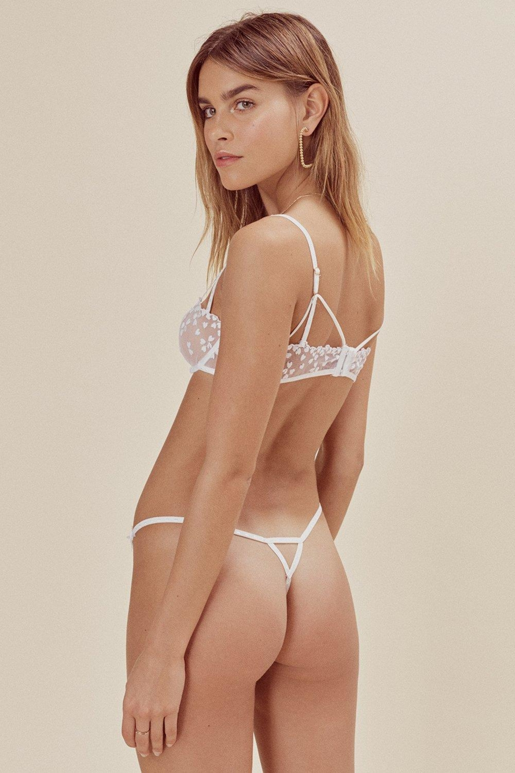 f8d07e7b63 FOR LOVE   LEMONS Lovesick Strappy Thong from Austin by Underwear ...