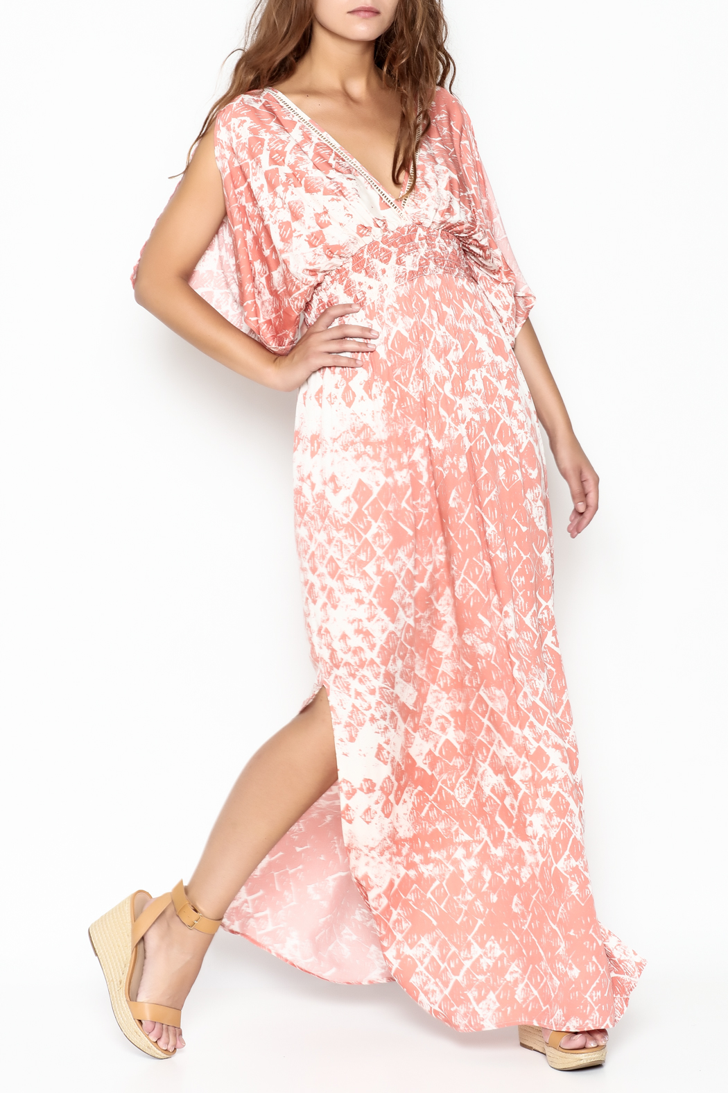 Lovestitch Allison Maxi Dress - Main Image