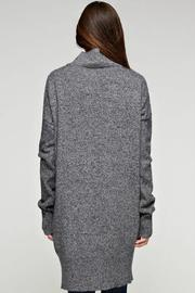 Lovestitch Assymetrical Sweater Dress - Front full body