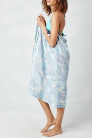 Lovestitch Beach Towel/wrap - Front full body