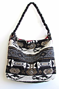 Shoptiques Product: Beaded Tapestry Bag