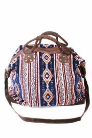 Lovestitch Beaded Travel Bag - Front cropped