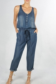 Lovestitch Denim Jumpsuit - Product Mini Image