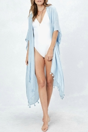 Lovestitch Diamond Printed Kimono - Product Mini Image