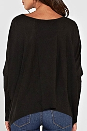 Lovestitch Dolman Sleeve Sweater - Back cropped