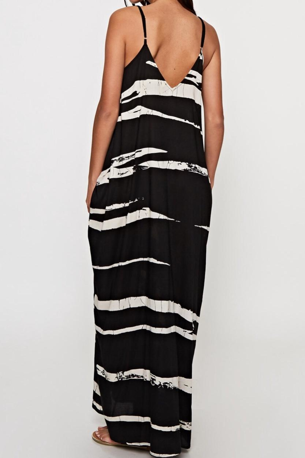 Lovestitch Cool Maxi Dress - Front Full Image