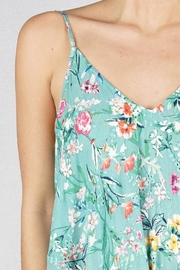 Lovestitch Embroidered Floral Maxi - Back cropped