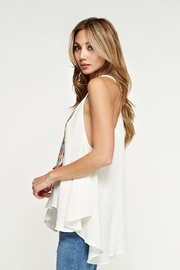 Lovestitch Embroidered Swing Tank - Other