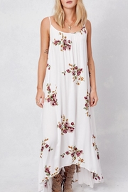 Lovestitch Floral Detail Maxi - Product Mini Image