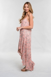 Lovestitch Floral Hi-Lo Maxi - Side cropped